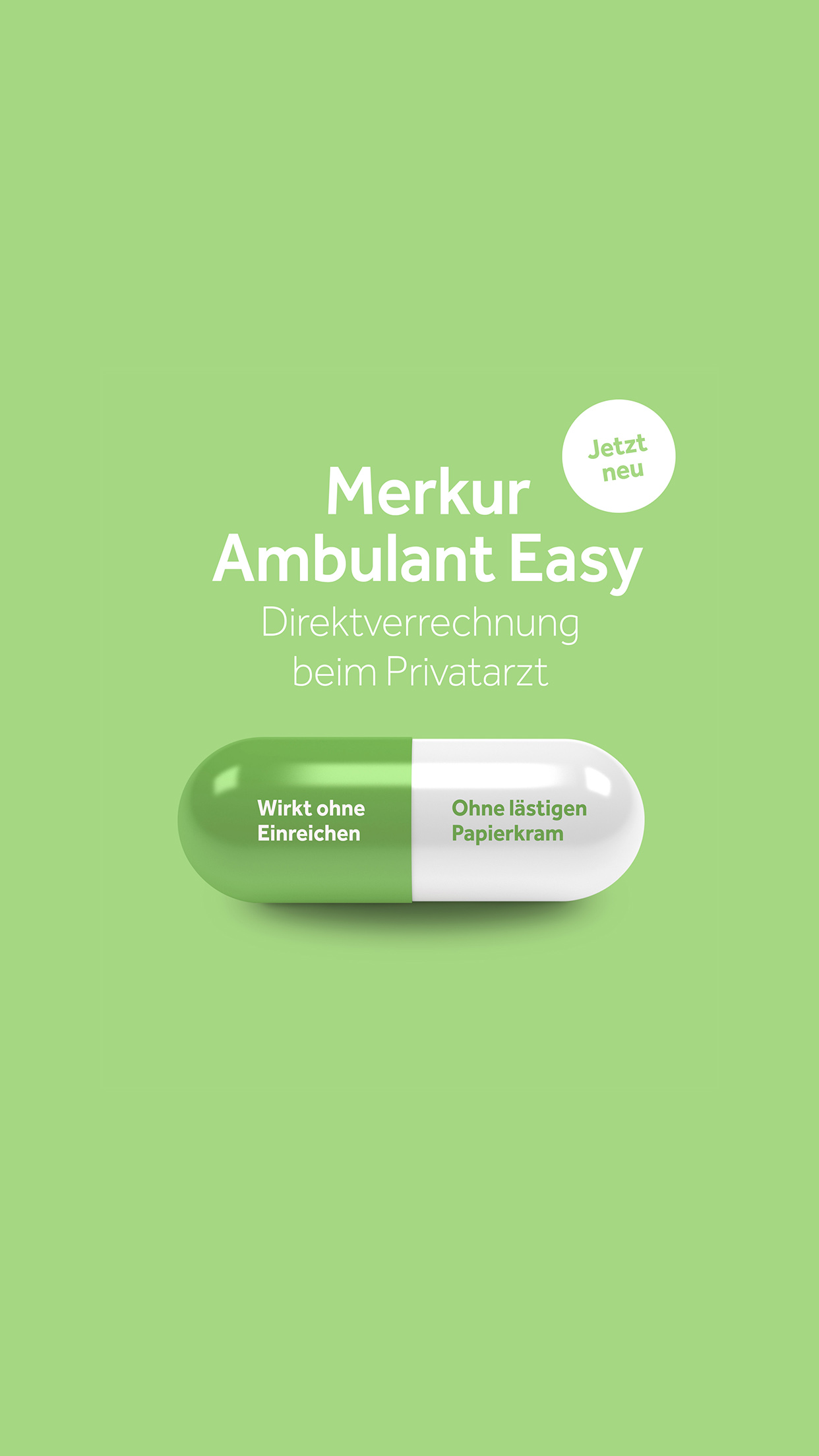 Ambulant Easy Merkur Versicherung